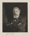 Joseph Joachim, published by Berlin Photographic Co, after  John Singer Sargent - NPG D36522