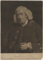 Samuel Johnson, by William Doughty, published by  John Jones, after  Sir Joshua Reynolds - NPG D36533