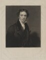 Michael Faraday, by Samuel Cousins, published by  Paul and Dominic Colnaghi & Co, after  Henry William Pickersgill - NPG D36650