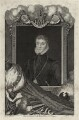 Henry Stuart, Lord Darnley, by George Vertue, after  Hans Eworth - NPG D36705