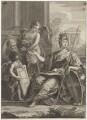 Inigo Jones, by Bernard Baron, after  William Kent - NPG D36713