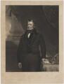 J. Jones, by George Raphael Ward, after  Thomas Brigstocke - NPG D36716