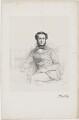 Justice Jones, by Marie-Alexandre Alophe (Menut Alophe), printed by  Cattier - NPG D36718