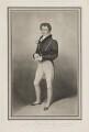 Richard Jones as Flutter in Hannah Cowley's 'The Belle's Stratagem', by and published by Henry Meyer, after  Samuel De Wilde - NPG D36719