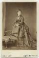 Marie Alexandrovna, Duchess of Edinburgh, by Caldesi & Co - NPG x6860