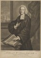 Thomas Jones, by Richard Purcell (H. Fowler, Charles or Philip Corbutt), published by  Robert Sayer, after  M. Jenkin - NPG D36729