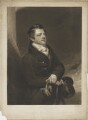 John Fawcett, by and published by William Say, after  George Henry Harlow - NPG D36670