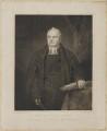 Thomas Snell Jones, by James Stewart, after  John Watson - NPG D36733