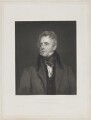 John Fawcett, by W. Joseph Edwards, after  Sir Thomas Lawrence - NPG D36674