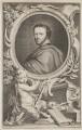 Called Benjamin Jonson, by Jacobus Houbraken, published by  John & Paul Knapton, after  Isaac Oliver - NPG D36739