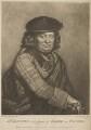 Alexander Jonston as Gibby in 'The Wonder', by Joseph Saunders, published by  Henry Bryer, after  Benjamin Vandergucht - NPG D36740
