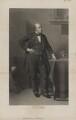Sir William Fergusson, 1st Bt, by Ferdinand Jean de la Ferté Joubert, printed by  Thomas Brooker, after  (Wilhelm Augustus) Rudolf Lehmann - NPG D36694