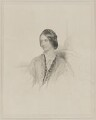 Mrs Ferrer, by William Henry Mote, after  Unknown artist - NPG D36695