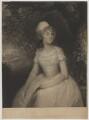 Charlotte Duncombe (née Legge), Lady Feversham, by Joseph Grozer, published by  William Richardson, after  George Romney - NPG D36699
