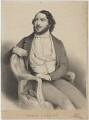 Louis Antoine Jullien, by Charles Baugniet, printed by  M & N Hanhart - NPG D36747