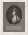 Angelica Kauffmann, by Ernst Morace, published by  Johann Friedrich Frauenholz, after  Sir Joshua Reynolds - NPG D36750