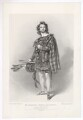 Charles John Kean as Macbeth, by Richard James Lane, printed by  M & N Hanhart, published by  John Mitchell, after  Alfred Edward Chalon - NPG D36753