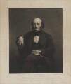 Edwin Wilkins Field, by Charles George Lewis, after  Sir John Watson-Gordon - NPG D36911
