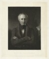 William Wordsworth, by James Bromley, published by  Moon, Boys & Graves, published by  James Ryman, published by  Robert Roe, after  Sir William Boxall - NPG D36297