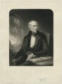 William Wordsworth, by Edward McInnes, published by  Sir Francis Graham Moon, 1st Bt, after  Margaret Gillies - NPG D36298