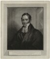 Charles Wodswort, by William Skelton, published by  Martin Colnaghi, after  Samuel Howell - NPG D36310