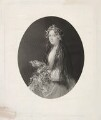 Unknown woman, formerly known as Eleanora ('Ellen') Kean (née Tree) as Ophelia in 'Hamlet', by Unknown artist - NPG D36759