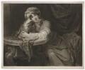 Hon. Margaret Mercer Elphinstone, by Charles Turner, after  George Sanders (Saunders) - NPG D36769