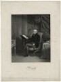 Charlton Byam Wollaston, by William Holl Jr, and by  Francis Holl, printed by  McQueen (Macqueen) - NPG D36336