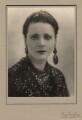 Harriet Cohen, by Kay Vaughan - NPG x39283