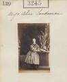Alicia Georgette Kennett-Barrington (née Sandeman), by Camille Silvy - NPG Ax52645