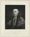 James Wood, by Edward Richard Whitfield, published by  Robert Roe, after  John Jackson - NPG D37013