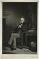 Richard Wood, by James Faed the Elder, after  Sir Francis Grant - NPG D37016