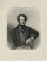 George Wilson, by Samuel William Reynolds Jr, printed by  Brooker & Harrison, published by  Thomas Agnew, published by  John Gadsby, published by  Ackermann & Co, after  Charles Allen Duval - NPG D37020