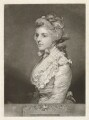 Fanny Kemble, by John Jones, after  Sir Joshua Reynolds - NPG D36819