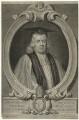 Thomas Wilson, by George Vertue, after  James Fellowes (Fellows) - NPG D37037