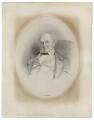 John Kenyon, by Richard James Lane, printed by  M & N Hanhart, after  John Collingham Moore - NPG D36843