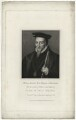 William Paulet, 1st Marquess of Winchester, by William Holl Sr, published by  Harding, Triphook & Lepard, after  William Derby - NPG D37050