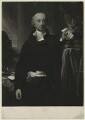 Hon. William Windham, by Samuel William Reynolds, after  Sir Thomas Lawrence - NPG D37054
