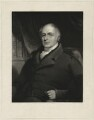 Reverend Thomas Wintle, by George Henry Phillips, published by  James Wyatt, after  John Bridges - NPG D37067