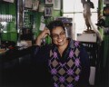 Jackie Kay, by Mary McCartney - NPG P1356