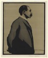 Rudyard Kipling, by Sir William Newzam Prior Nicholson - NPG D36883