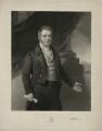 J. Williams, by Samuel Bellin, published by  William Shone, after  William Jones - NPG D37080