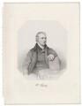William Kirby, by Thomas Herbert Maguire, printed by  M & N Hanhart, after  Henry Howard - NPG D36887