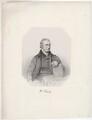 William Kirby, by Thomas Herbert Maguire, printed by  M & N Hanhart, after  Henry Howard - NPG D36888