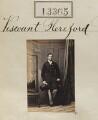 Robert Devereux, 16th Viscount Hereford