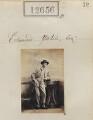 Edmund Hodgson Yates, by Camille Silvy - NPG Ax62300