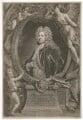 Sir Godfrey Kneller, Bt, by John Faber Jr, printed and sold by  Robert Sayer, printed and sold by  John King, after  John Vanderbank, after  Sir Godfrey Kneller, Bt - NPG D36900