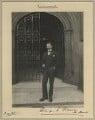 Ailwyn Edward Fellowes, 1st Baron Ailwyn, by Sir (John) Benjamin Stone - NPG x15811