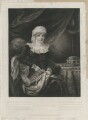 Selina Gally Knight (née Fitzherbert), by Samuel William Reynolds, published by  Colnaghi, Son & Co, after  Henry Edridge - NPG D36908
