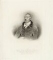 Richard Payne Knight, by Edward Scriven, published by  T. Cadell & W. Davies, after  William Evans, after  Sir Thomas Lawrence - NPG D37105